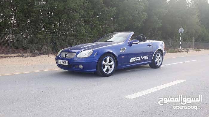 Mercedes SLK 320 Full options Low mileage 2004 Model