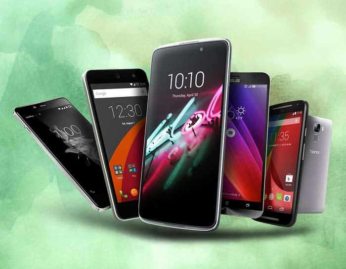 تجارة الهواتف النقالة