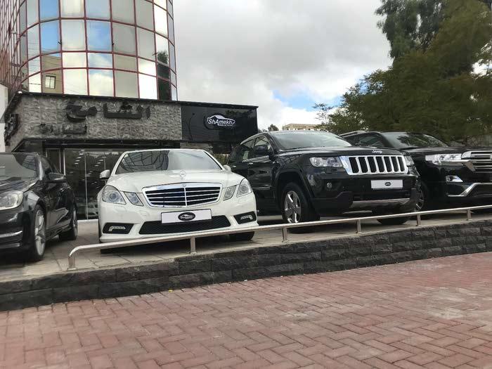 معرض الشامخ لتجارة السيارات