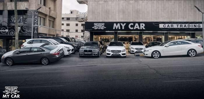 My Car معرض سيارتي لتجاره السيارات